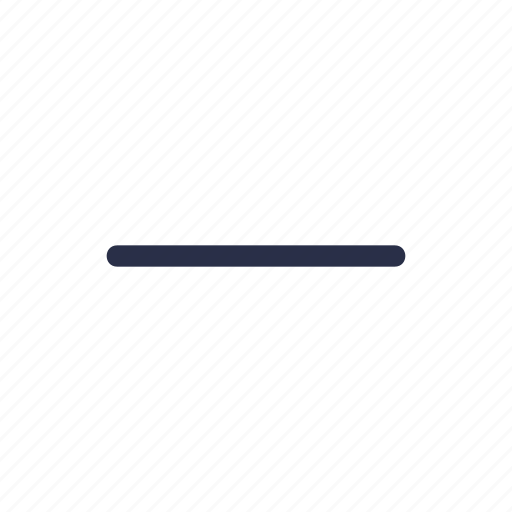 math, minus, сalculation, сalculator icon