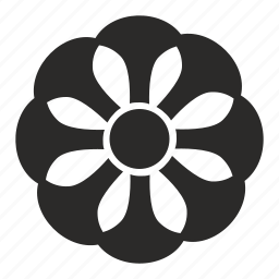 bud, eco, flower, plant, rose icon