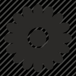 bud, eco, flower icon