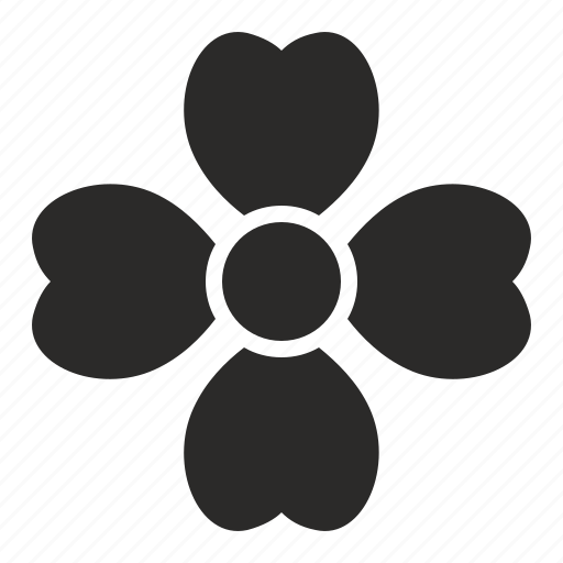 bud, eco, plant, rose icon