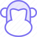 animal, animals, chimp, monkey, sympanse icon