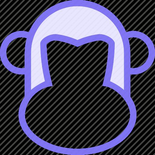 animal, animals, chimp, monkey, sympanse icon