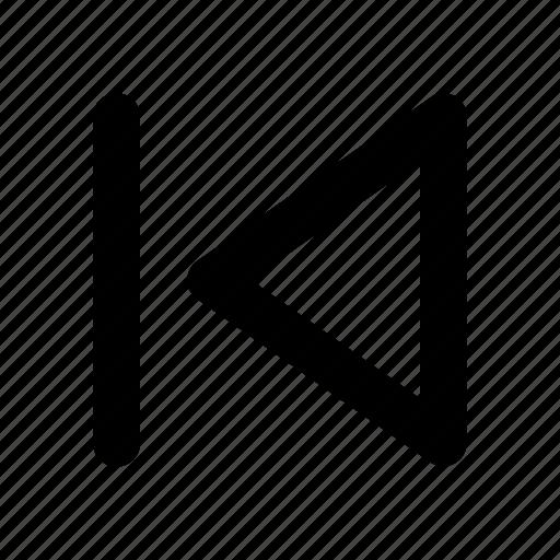 previous, skip icon