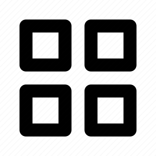 boxes, grid, grids, preview, thumbnails, view icon