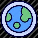ecological, ecology, globe, layer, ozon, world icon