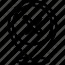location, error, virus, pin, map