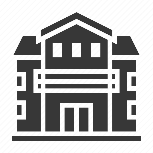Architecture, building, city, town icon - Download on Iconfinder
