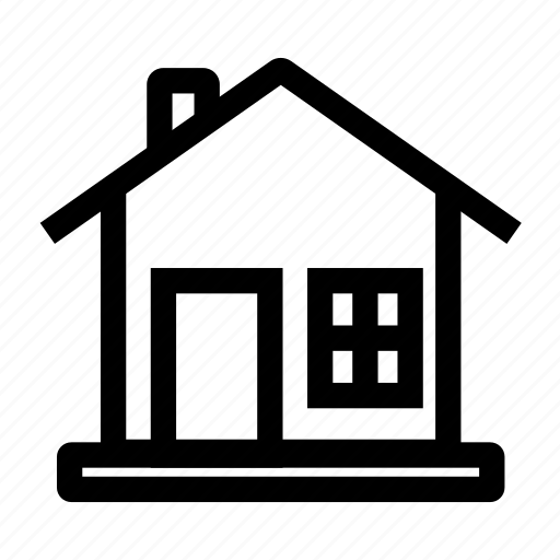 building, home icon
