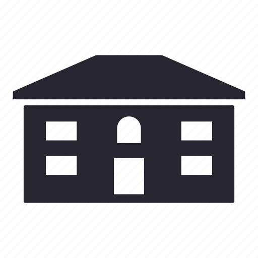 apartment, building, company, estate, home, house icon