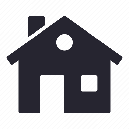 building, estate, family, home, house icon