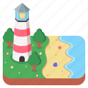 building, house, light, lighthouse, smeaton icon