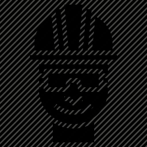 avatar, builder, job, man, people, profession, worker icon