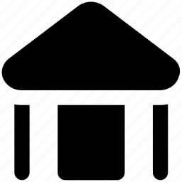 building, home, house, hut, lodge, real estate, shack, villa icon