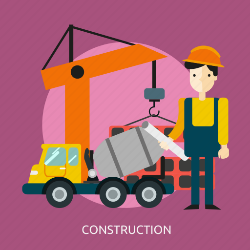 architecture, building, construction, industrial, industry, structure icon