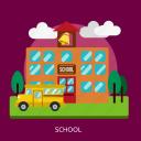 blackboard, building, chalkboard, construction, education, school