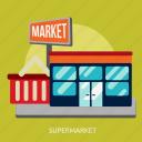 building, construction, market, retail, shop, store, supermarket