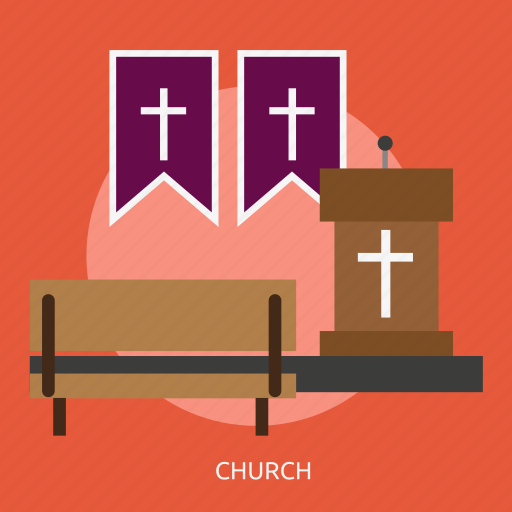 building, catholic, christian, church, interior, religion icon