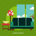 building, interior, living, living room, room