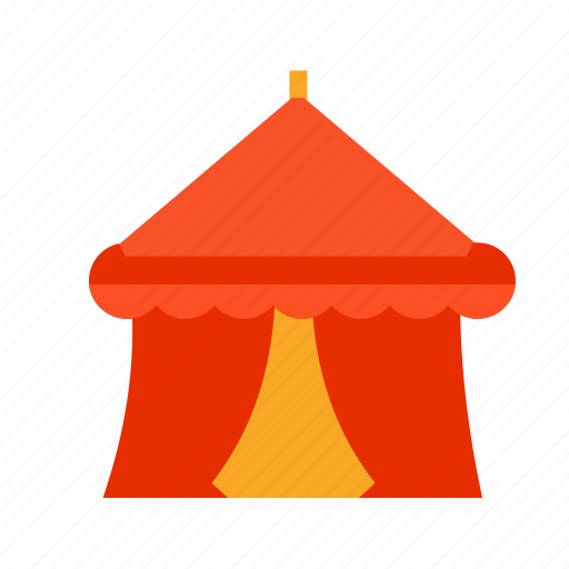 carnival, circus, event, fair, game, logo, vintage icon
