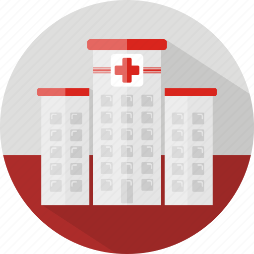 building, clinic, emergency, health, help, hospital icon