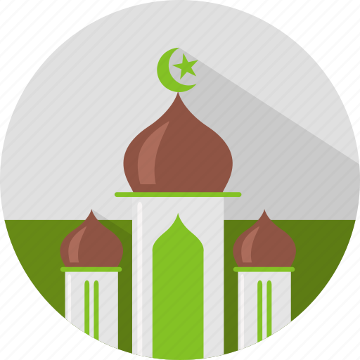 building, islamic, mosque, muslim icon