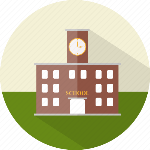 Building, education, school, study icon - Download on Iconfinder