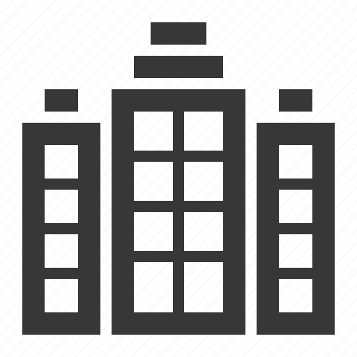 Architecture, building, city, hotel, town icon - Download on Iconfinder