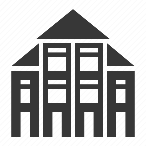 Architecture, building, city, mansion, town icon - Download on Iconfinder