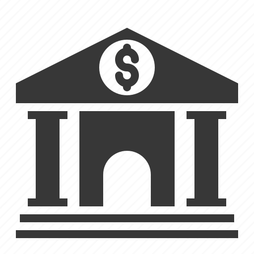 Architecture, bank, building, city, town icon - Download on Iconfinder