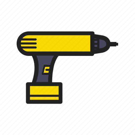 building, building tools, construction, screwdriver, tool icon
