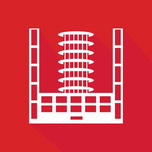 architecture, building, office, skyscraper icon