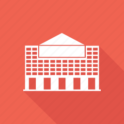 building, officel icon