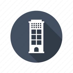 apartment, building, business, downtown, flats, home, house, office, real estate, tower, work icon