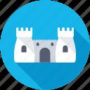 castle, citadel, fortress, historical building, landmark