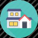 family house, lodging, mansion, palace, villa