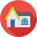 family house, home, house, lodge, villa icon