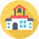 real estate, school building, college, university building, high school