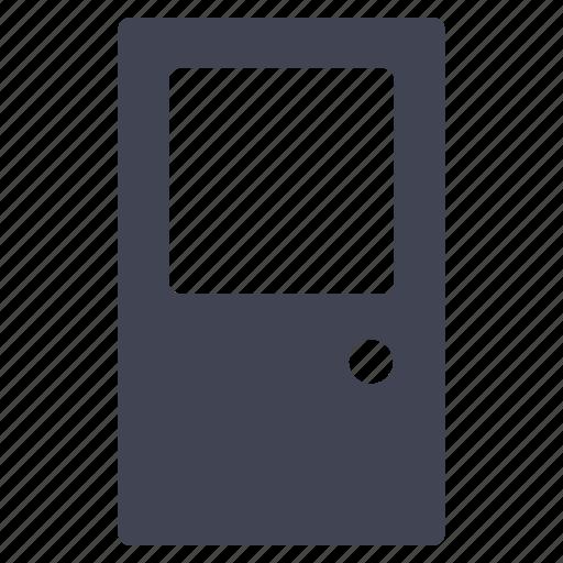 building, door, entrance, exit, home, property icon