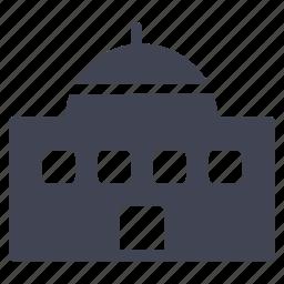 architecture, building, construction, estate, house, mosque icon
