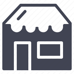 architecture, building, construction, home, house, small icon