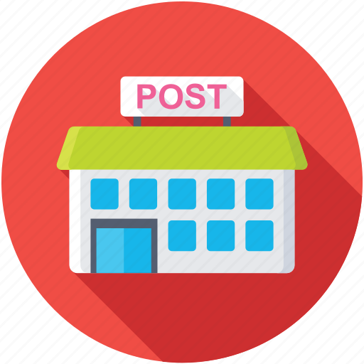 general post office, gpo, post office, postal service, postal system icon