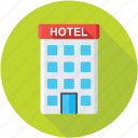 guest house, lodge, luxury hotel, motel icon