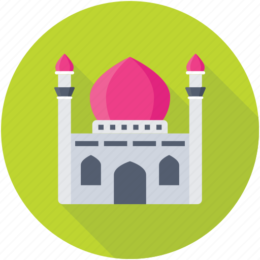 Building, tomb, religious place, mosque, islamic building icon