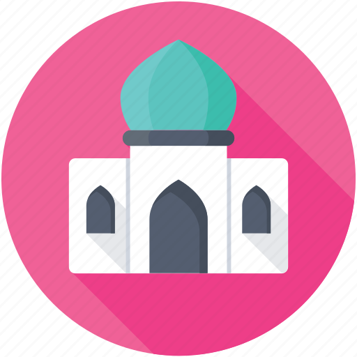 building, islamic building, mosque, religious place, tomb icon