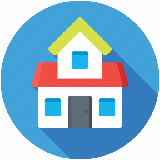 cabin, cottage, hut, shack, villa icon