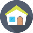 dwelling house, lodge, mansion, palace, villa icon