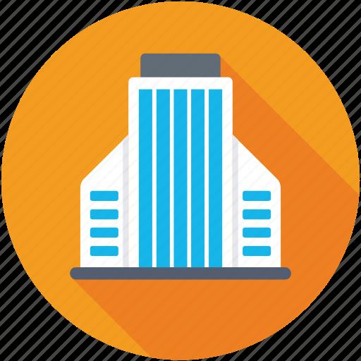 apartments, building exterior, building facade, city building, real estate icon