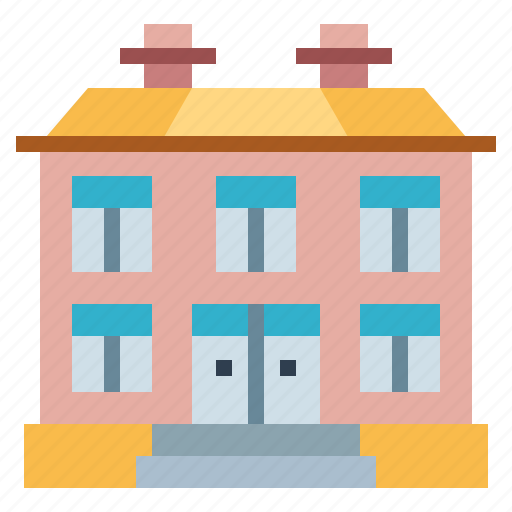 Apartment, building, houses, skyscraper icon - Download on Iconfinder