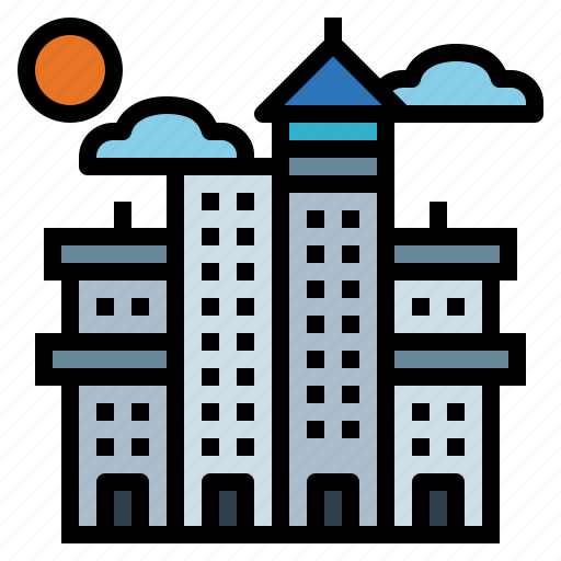 Architecture, buildings, city, landmark icon - Download on Iconfinder