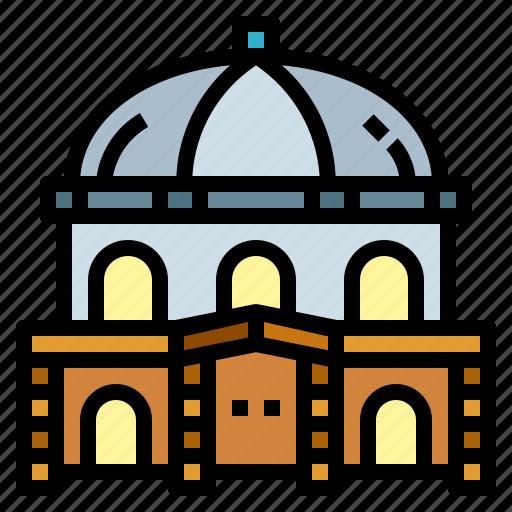 architecture, invercargill, landmark, monuments icon